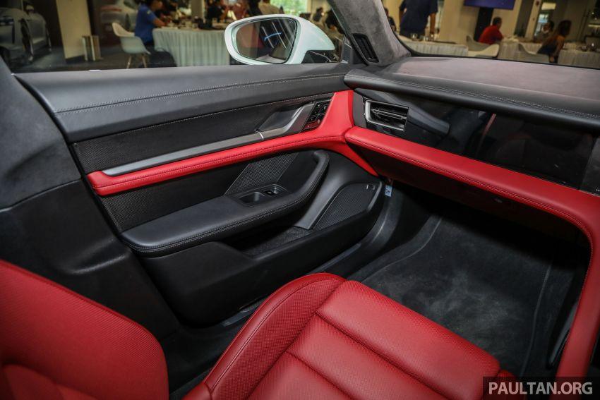 Porsche Taycan tiba di Malaysia – tiga varian, harga RM725k – RM1.2 juta, jarak gerak hingga 464 km Image #1178618