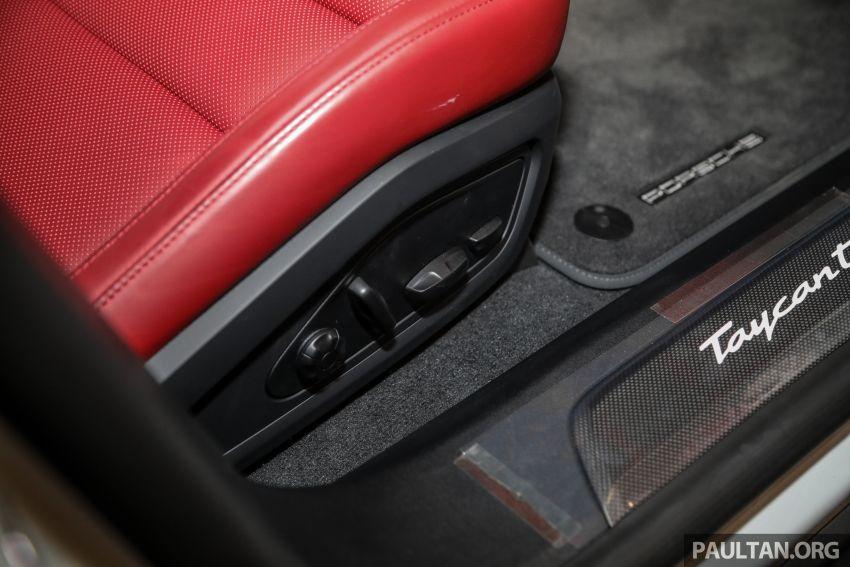 Porsche Taycan tiba di Malaysia – tiga varian, harga RM725k – RM1.2 juta, jarak gerak hingga 464 km Image #1178636
