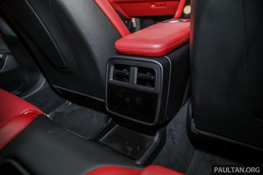 Porsche Taycan tiba di Malaysia – tiga varian, harga RM725k – RM1.2 juta, jarak gerak hingga 464 km Image #1178652