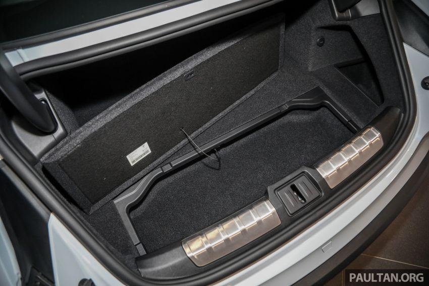 Porsche Taycan tiba di Malaysia – tiga varian, harga RM725k – RM1.2 juta, jarak gerak hingga 464 km Image #1178660