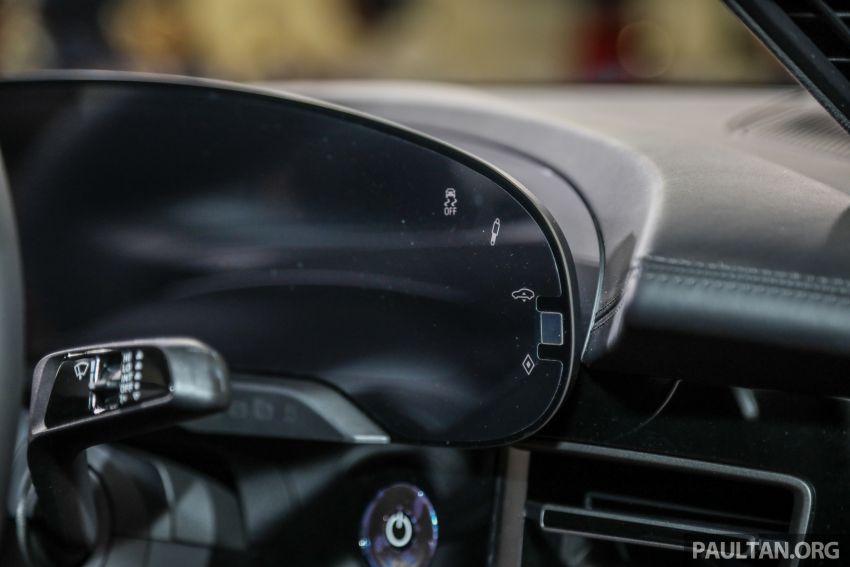 Porsche Taycan tiba di Malaysia – tiga varian, harga RM725k – RM1.2 juta, jarak gerak hingga 464 km Image #1178587