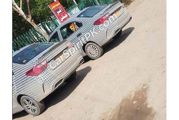SPYSHOTS: Proton Saga caught testing in Pakistan Image #1169369
