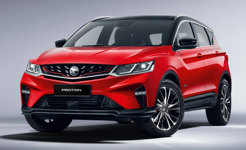 2020 Proton X50 variant breakdown – spec differences between Standard, Executive, Premium and Flagship Image #1177519