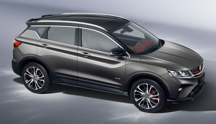 2020 Proton X50 variant breakdown – spec differences between Standard, Executive, Premium and Flagship Image #1177522