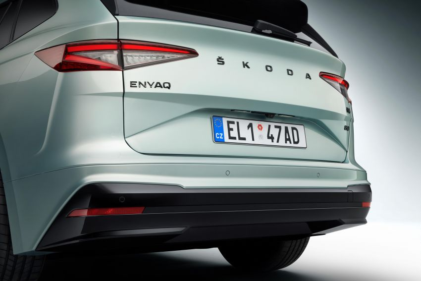 Skoda Enyaq iV ditunjuk — hingga 510 km jarak EV Image #1172372