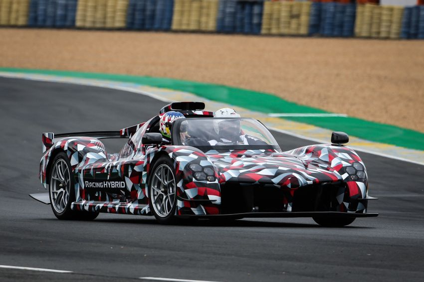 Toyota GR Super Sport makes public debut at Le Mans Image #1179142