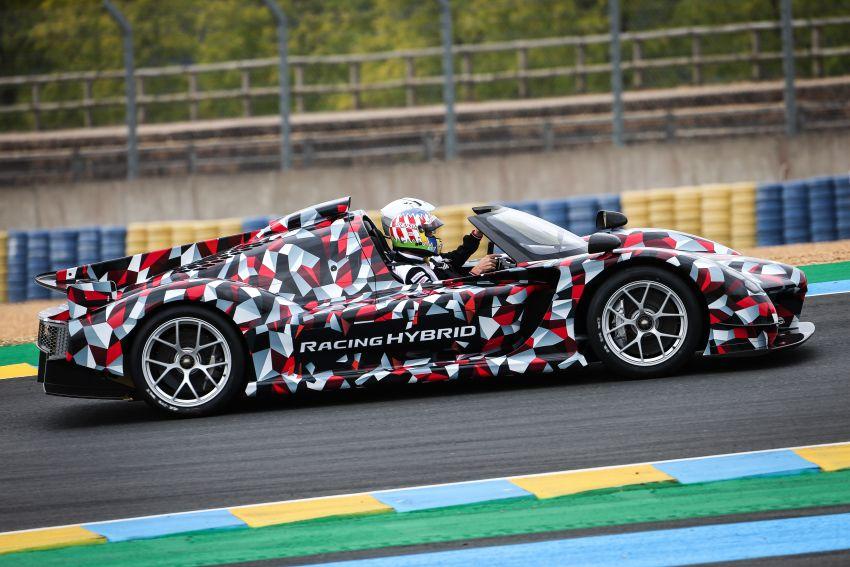 Toyota GR Super Sport makes public debut at Le Mans Image #1179146