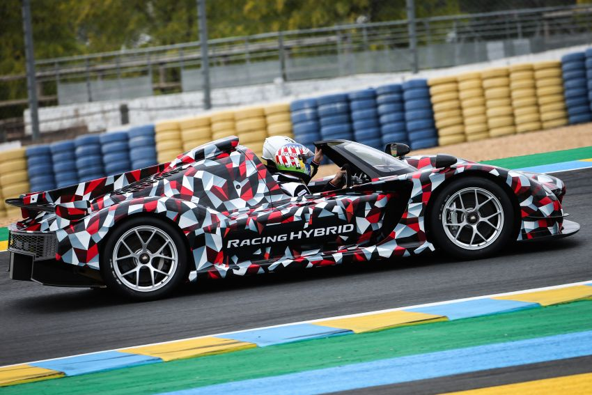Toyota GR Super Sport makes public debut at Le Mans Image #1179148