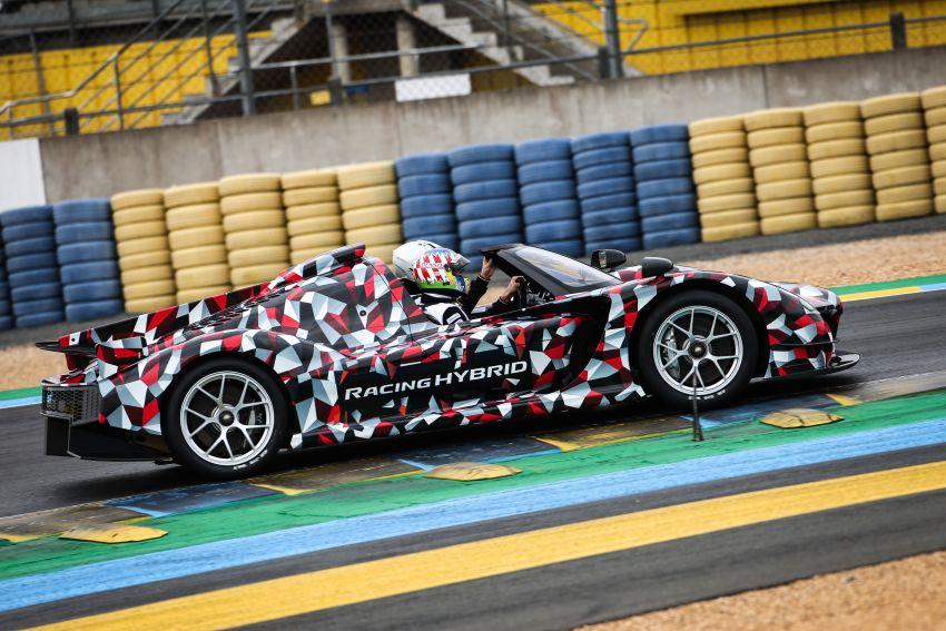 Toyota GR Super Sport makes public debut at Le Mans Image #1179149