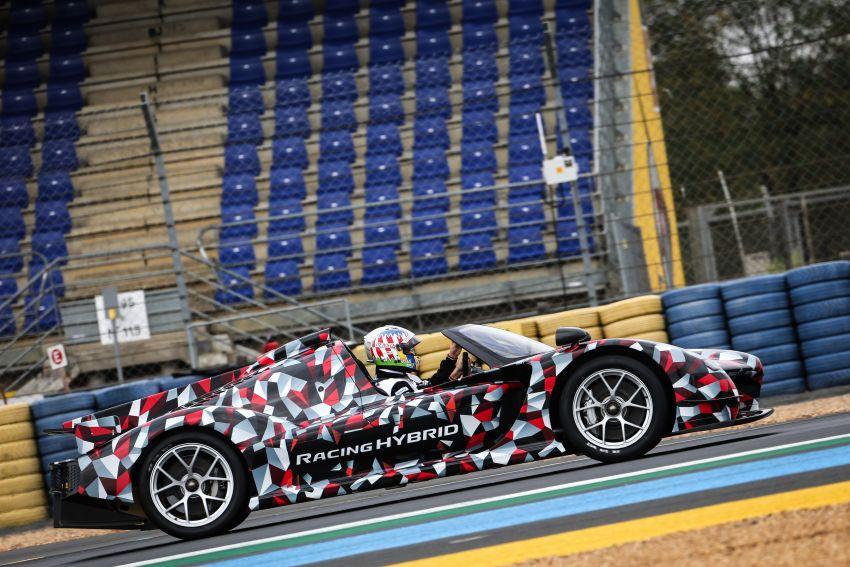 Toyota GR Super Sport makes public debut at Le Mans Image #1179150