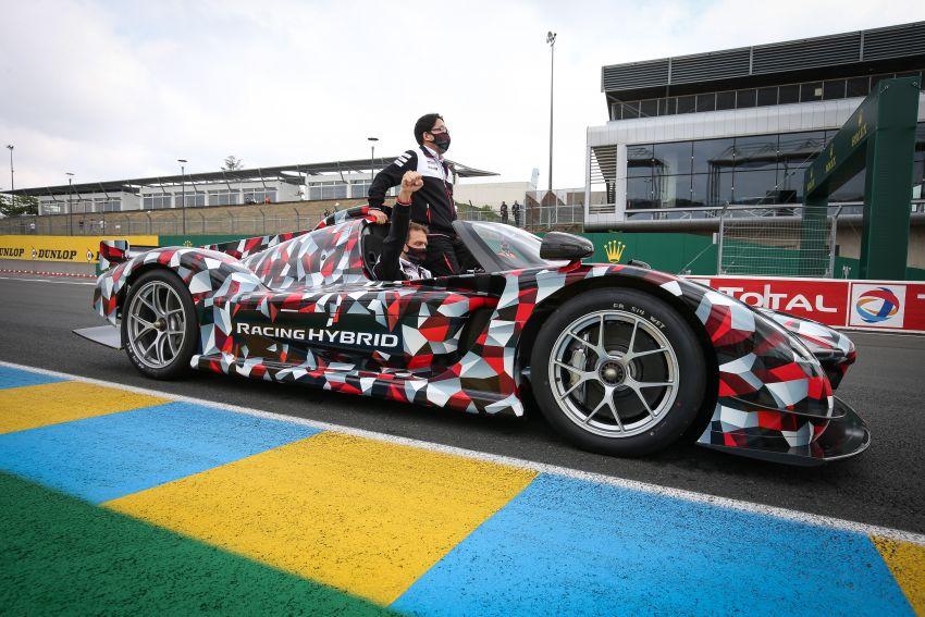 Toyota GR Super Sport makes public debut at Le Mans Image #1179154