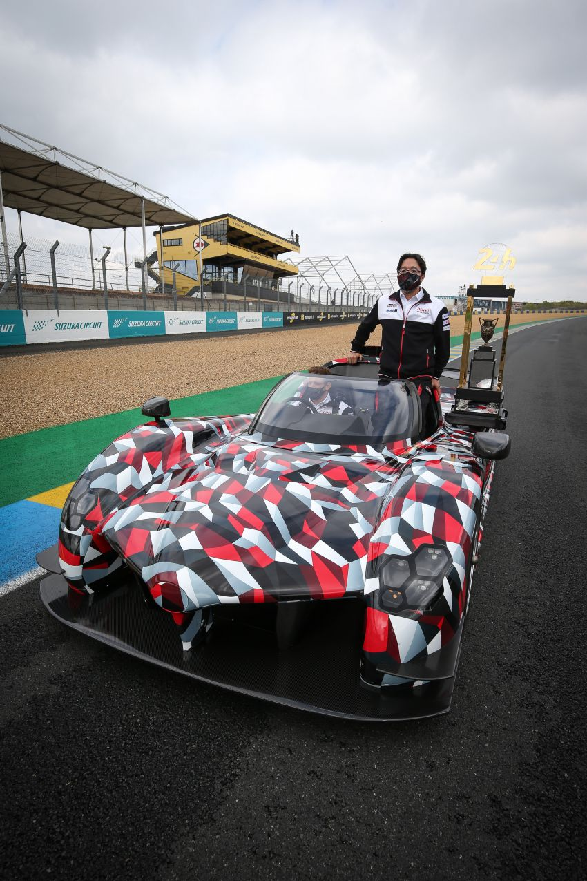 Toyota GR Super Sport makes public debut at Le Mans Image #1179155