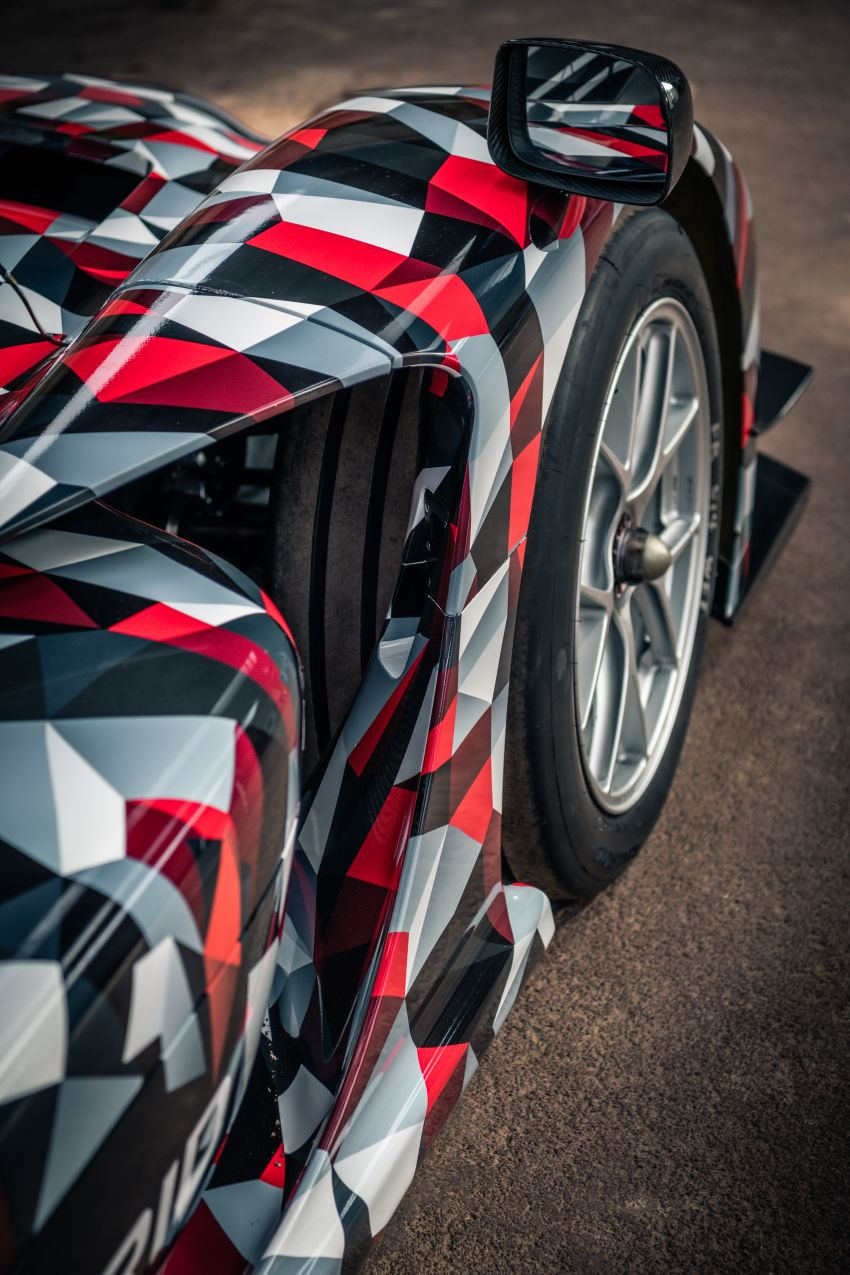 Toyota GR Super Sport makes public debut at Le Mans Image #1179131