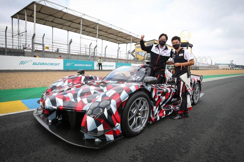 Toyota GR Super Sport makes public debut at Le Mans Image #1179159