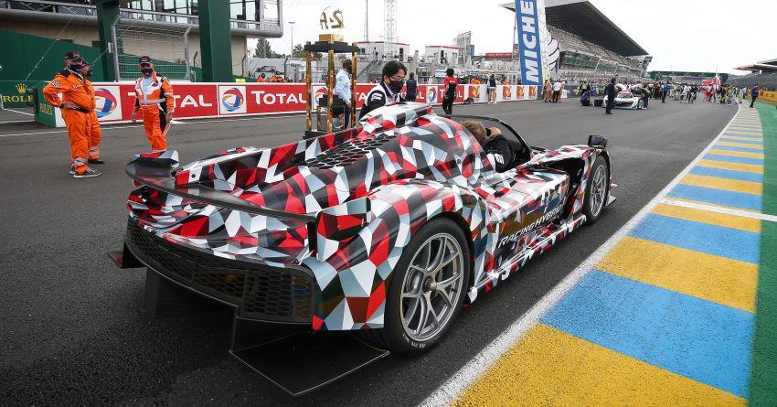 Toyota GR Super Sport makes public debut at Le Mans Image #1179163