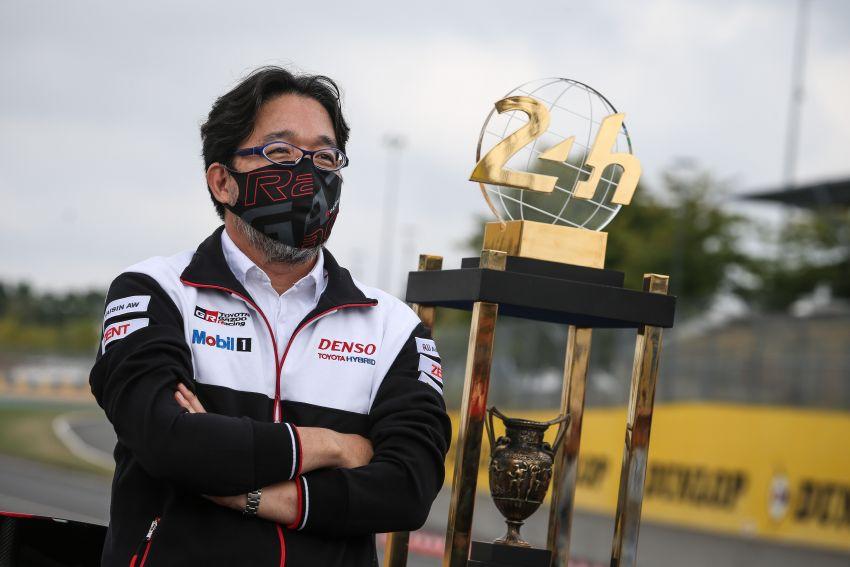 Toyota GR Super Sport makes public debut at Le Mans Image #1179169