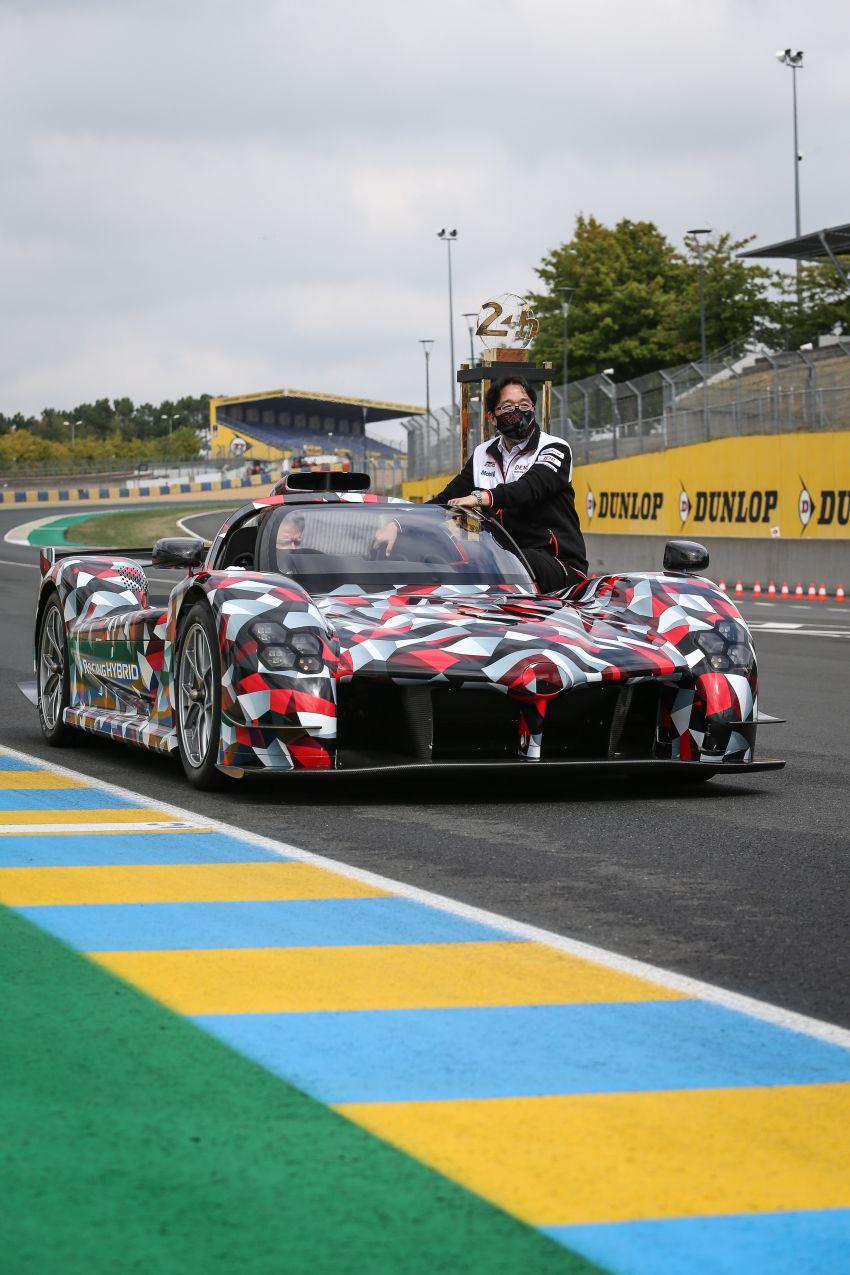 Toyota GR Super Sport makes public debut at Le Mans Image #1179174