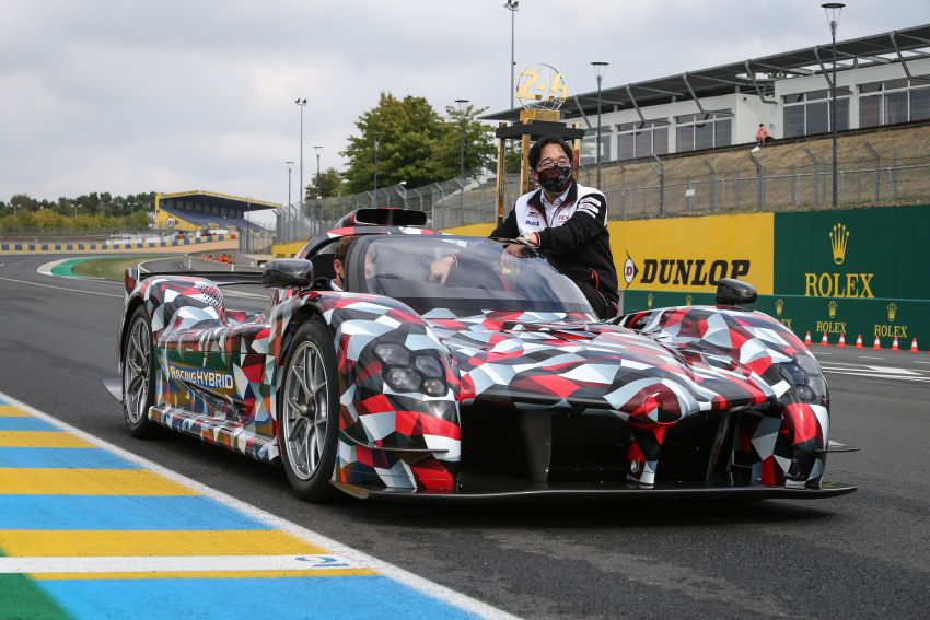 Toyota GR Super Sport makes public debut at Le Mans Image #1179176