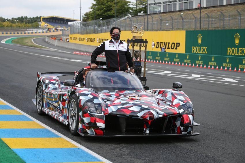 Toyota GR Super Sport makes public debut at Le Mans Image #1179179