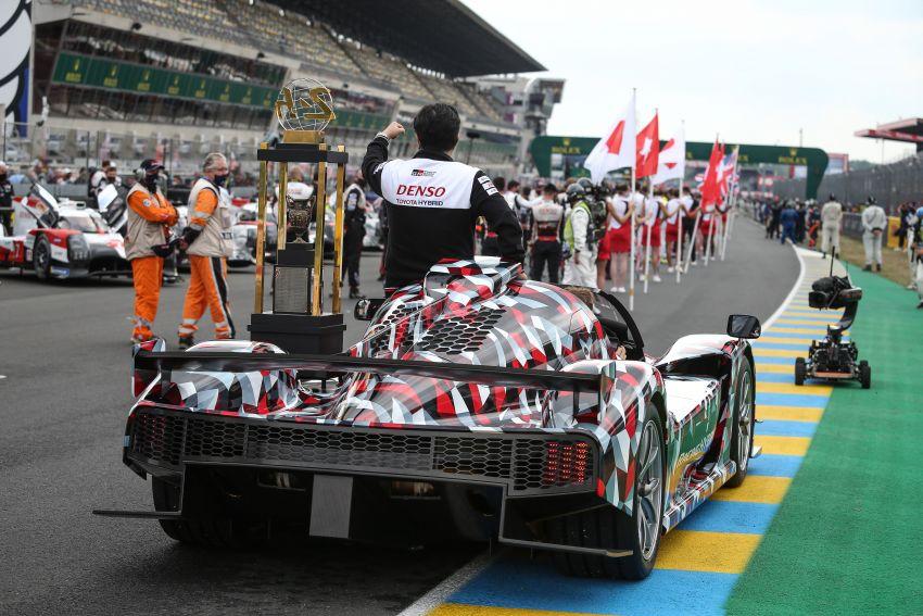 Toyota GR Super Sport makes public debut at Le Mans Image #1179182