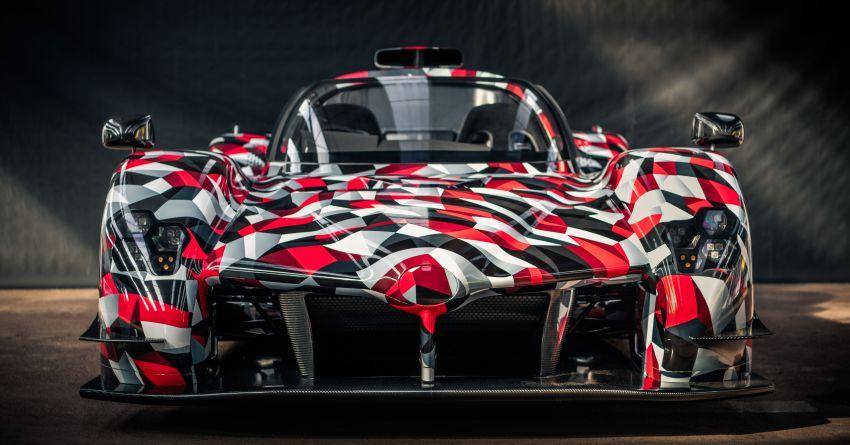 Toyota GR Super Sport makes public debut at Le Mans Image #1179135