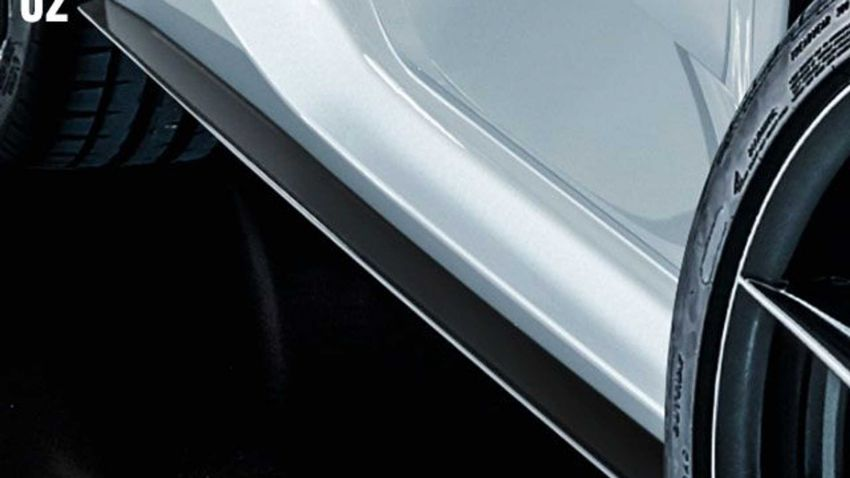 Toyota GR Yaris – barisan aksesori asli diperkenal Image #1173216