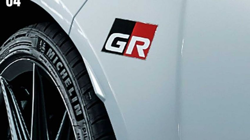 Toyota GR Yaris – barisan aksesori asli diperkenal Image #1173214