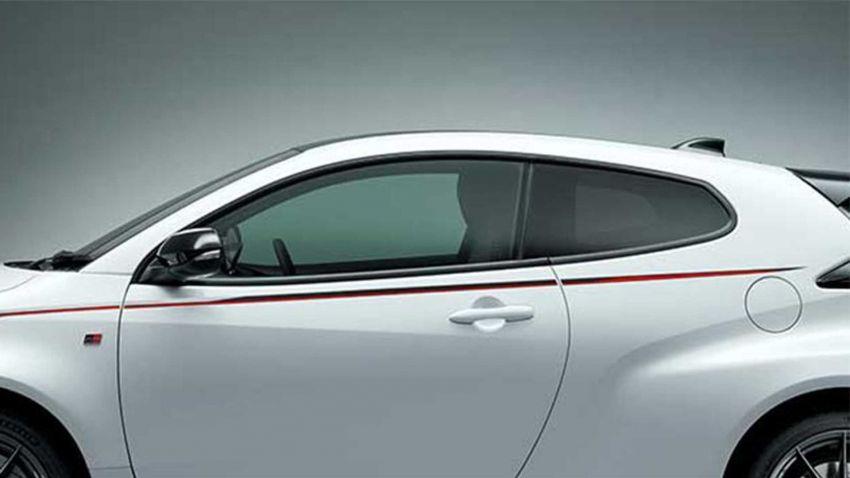 Toyota GR Yaris – barisan aksesori asli diperkenal Image #1173213