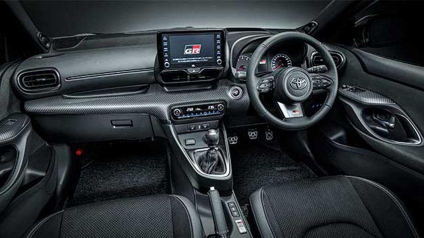 Toyota GR Yaris – barisan aksesori asli diperkenal Image #1173207