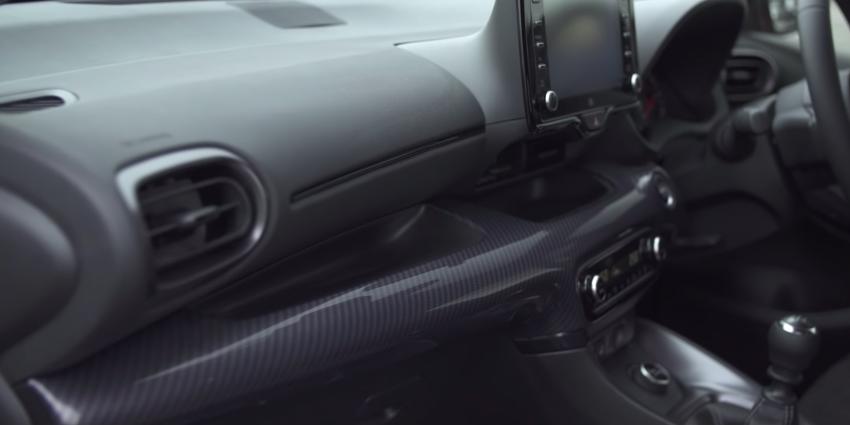Toyota GR Yaris – barisan aksesori asli diperkenal Image #1173218