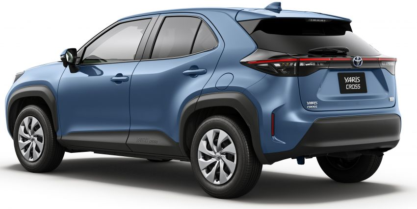 Toyota Yaris Cross launched in Japan – 1.5L petrol and hybrid, 2WD and AWD, up to 30.8 km/l, RM71k-RM110k Image #1169155