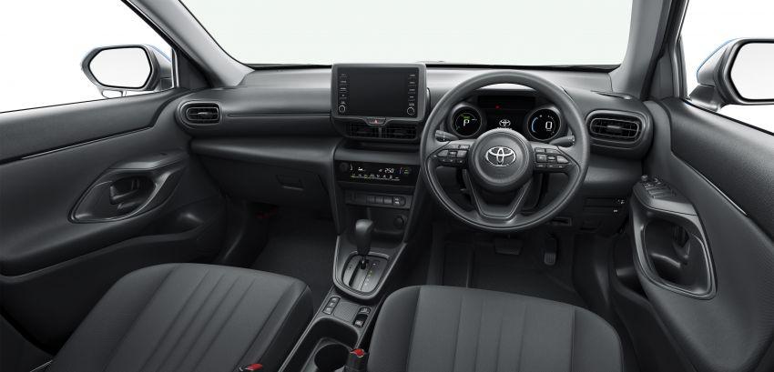 Toyota Yaris Cross launched in Japan – 1.5L petrol and hybrid, 2WD and AWD, up to 30.8 km/l, RM71k-RM110k Image #1169156