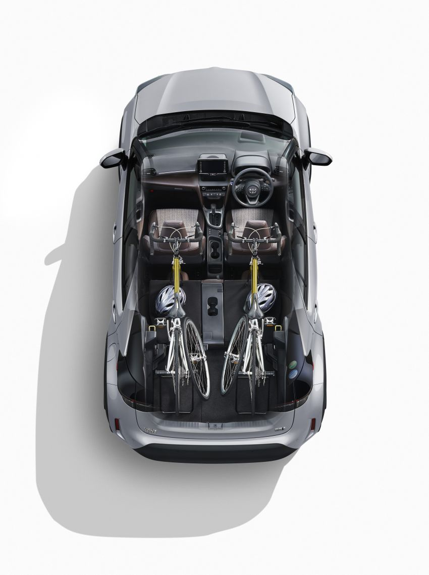 Toyota Yaris Cross launched in Japan – 1.5L petrol and hybrid, 2WD and AWD, up to 30.8 km/l, RM71k-RM110k Image #1169163