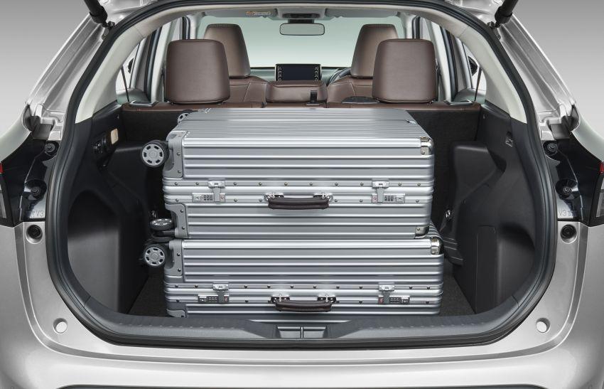 Toyota Yaris Cross launched in Japan – 1.5L petrol and hybrid, 2WD and AWD, up to 30.8 km/l, RM71k-RM110k Image #1169168