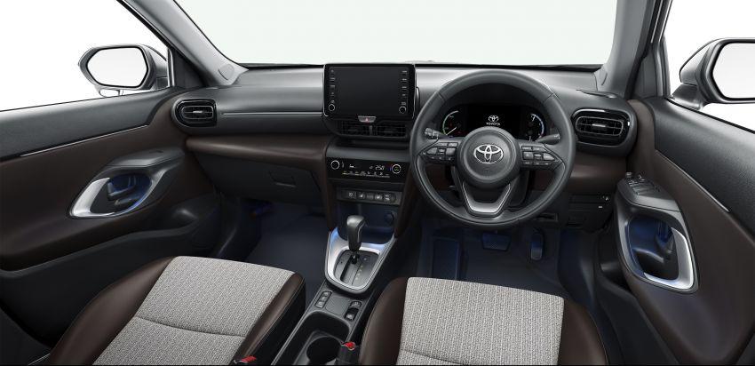 Toyota Yaris Cross launched in Japan – 1.5L petrol and hybrid, 2WD and AWD, up to 30.8 km/l, RM71k-RM110k Image #1169146