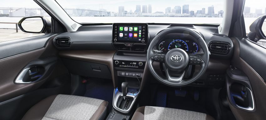 Toyota Yaris Cross launched in Japan – 1.5L petrol and hybrid, 2WD and AWD, up to 30.8 km/l, RM71k-RM110k Image #1169147