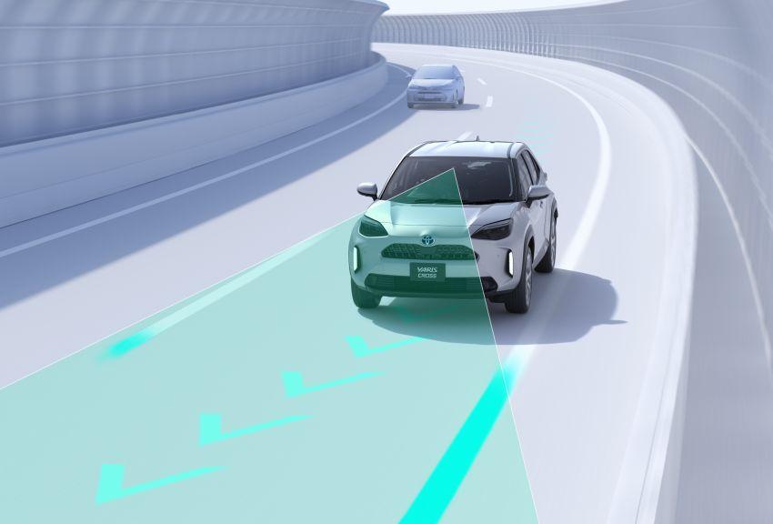 Toyota Yaris Cross launched in Japan – 1.5L petrol and hybrid, 2WD and AWD, up to 30.8 km/l, RM71k-RM110k Image #1169192