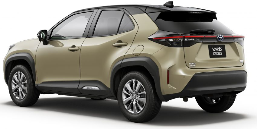 Toyota Yaris Cross launched in Japan – 1.5L petrol and hybrid, 2WD and AWD, up to 30.8 km/l, RM71k-RM110k Image #1169151