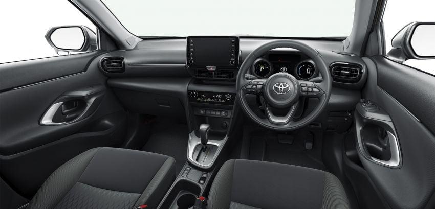 Toyota Yaris Cross launched in Japan – 1.5L petrol and hybrid, 2WD and AWD, up to 30.8 km/l, RM71k-RM110k Image #1169152