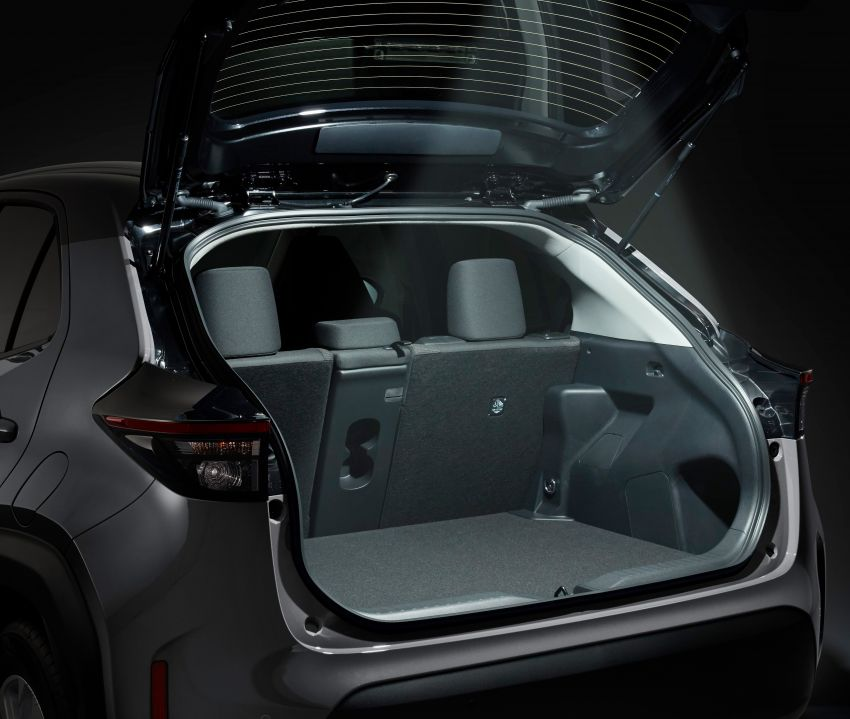 Toyota Yaris Cross – Modellista bodykit, accessories Image #1171108