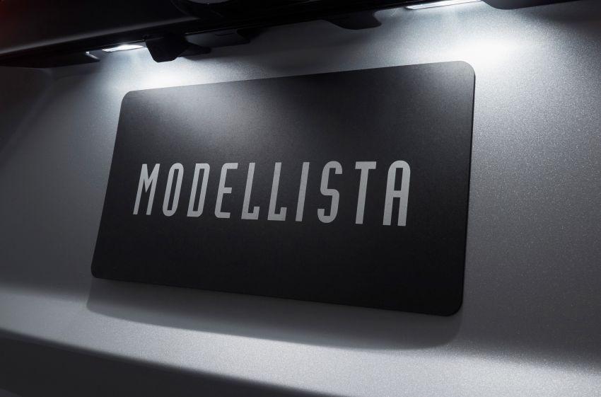 Toyota Yaris Cross – Modellista bodykit, accessories Image #1171127