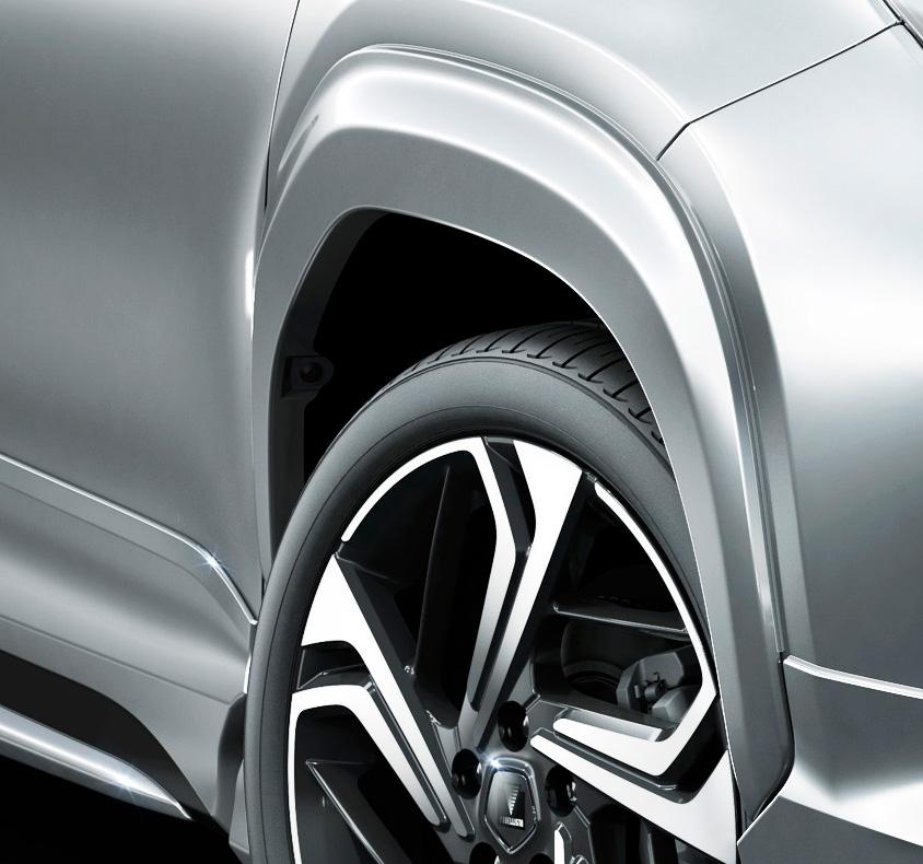 Toyota Yaris Cross – Modellista bodykit, accessories Image #1171073