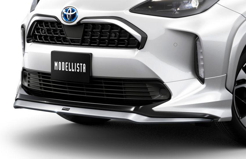 Toyota Yaris Cross – Modellista bodykit, accessories Image #1171089