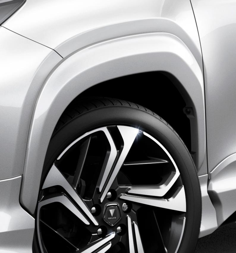 Toyota Yaris Cross – Modellista bodykit, accessories Image #1171086