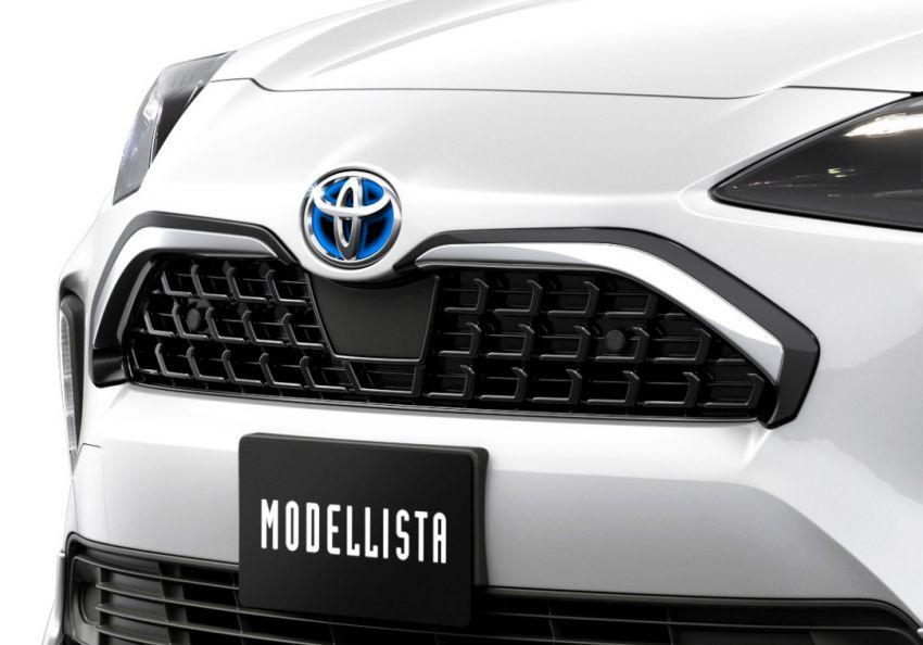Toyota Yaris Cross – Modellista bodykit, accessories Image #1171088