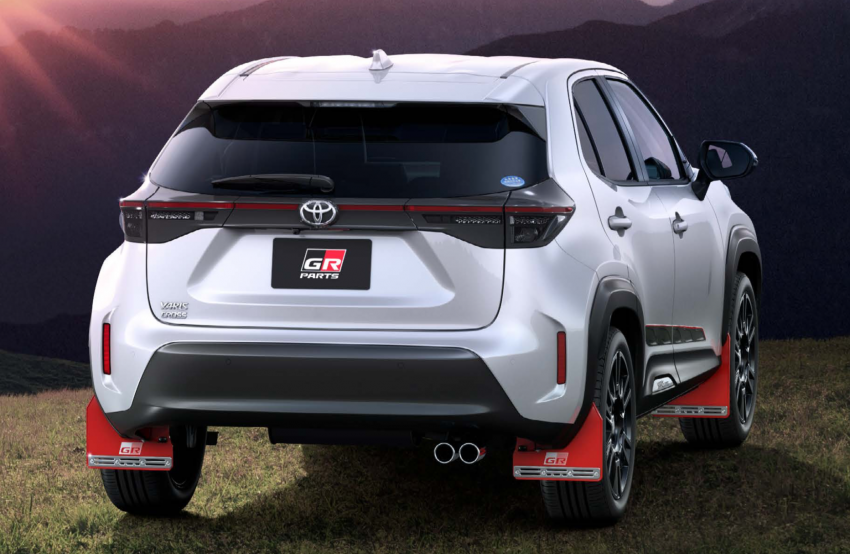 Toyota Yaris Cross gets GR Parts by Gazoo Racing Image #1170107