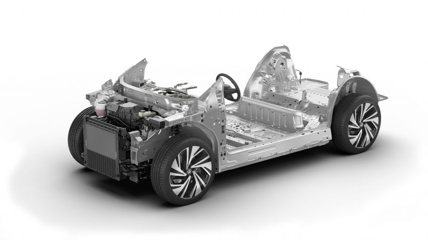 Volkswagen ID.4 electric SUV debuts – 77 kWh battery, 520 km range; from RM135,412 in US after tax credit Image #1182044