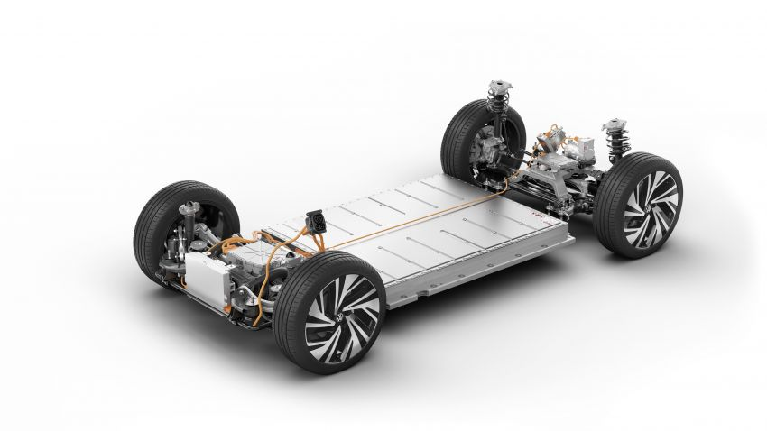 Volkswagen ID.4 electric SUV debuts – 77 kWh battery, 520 km range; from RM135,412 in US after tax credit Image #1182062