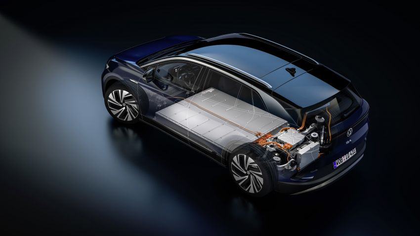 Volkswagen ID.4 electric SUV debuts – 77 kWh battery, 520 km range; from RM135,412 in US after tax credit Image #1182057