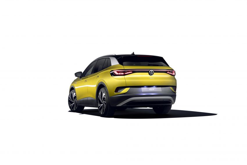Volkswagen ID.4 electric SUV debuts – 77 kWh battery, 520 km range; from RM135,412 in US after tax credit Image #1182016